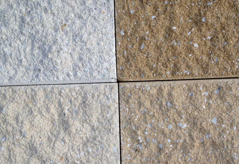 White Retaining Wall Blocks : Retaining wall block