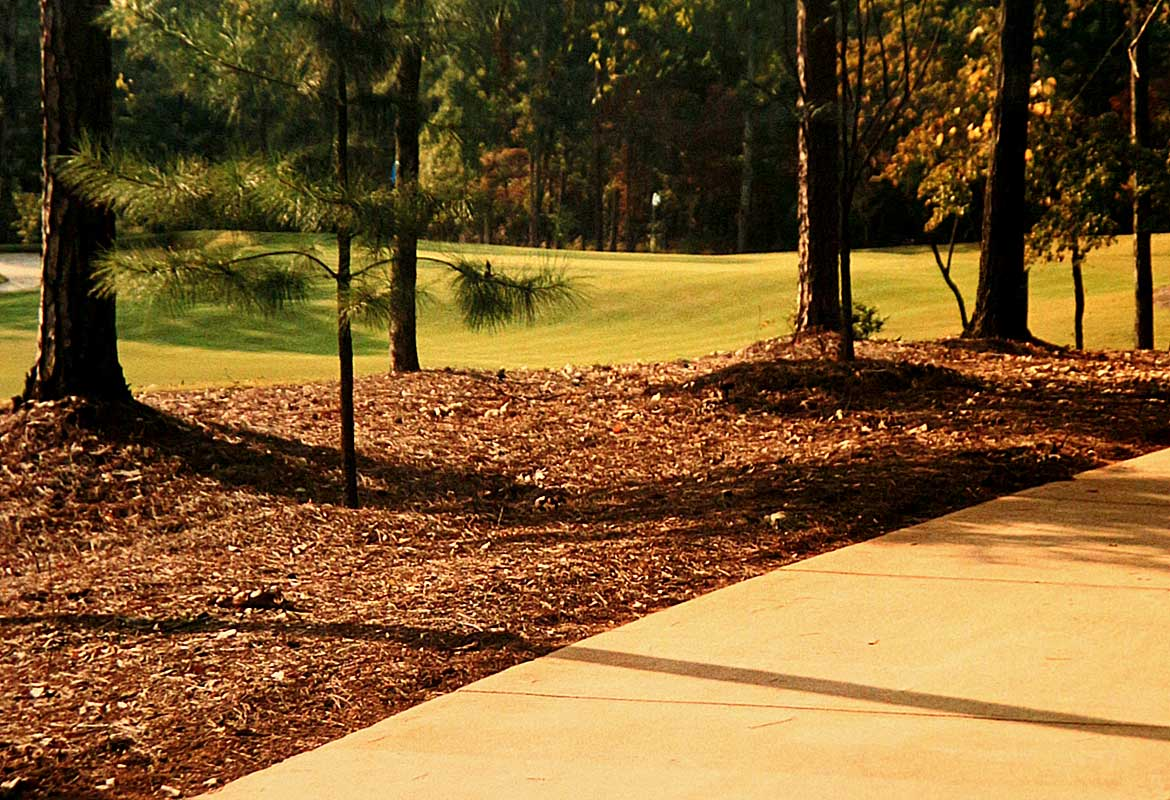 Color for Golf Course Paths